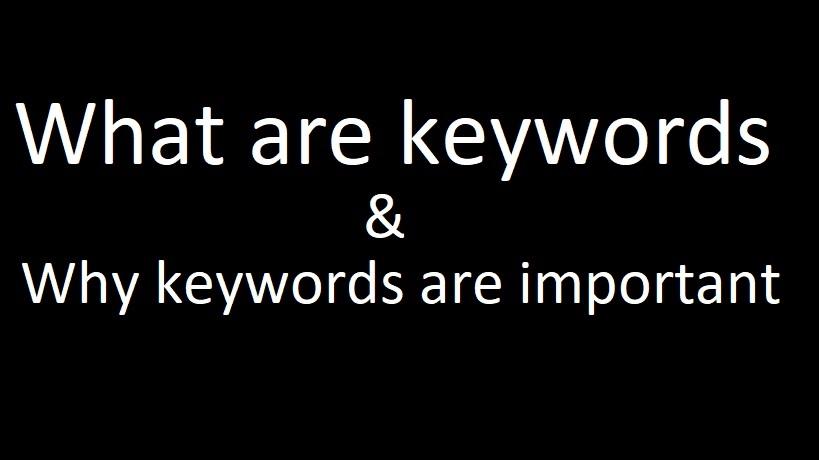 keywords,keyword research