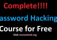 Password Hacking Course