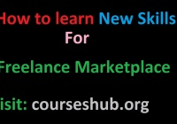 learn new skills for freelancing