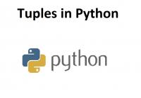 tuple in python