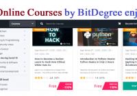 BitDegree Free Online Courses