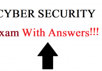 cybersecurity exam