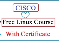 CISCO Free Linux Course